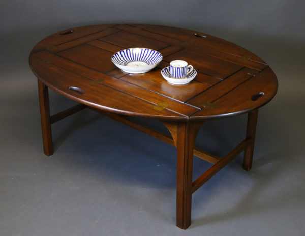 Butler-Desk, England, 19. Jhdt.