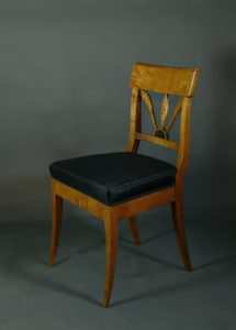 Biedermeier-Stuhl, um 1820/30