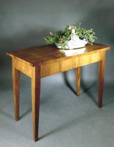 Jardinière-Tisch, Biedermeier, um 1820