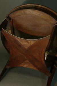 Empire-Tisch, Frankreich, um 1800/10