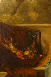 Gemälde, Öl auf Leinwand