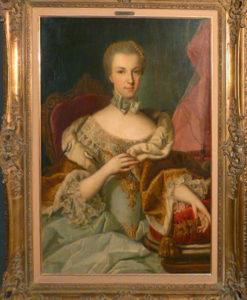 Fuerstin Esterhazy, 18. Jahrhundert