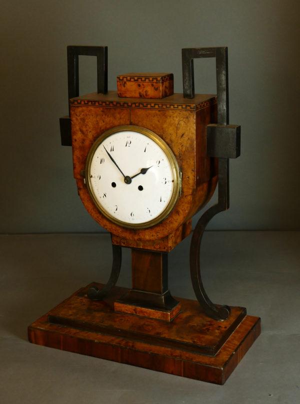 Empire-Uhr, um 1800